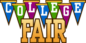 This is the image for the news article titled FALL 2018 COLLEGE FAIR